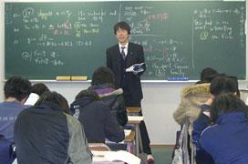 原塾の教室風景1